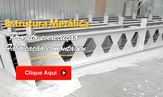 Fabricação de Estrutura Metálica thumbnail