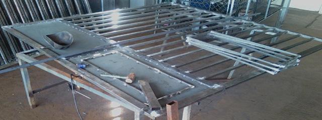 Fabricação de Portão - Rides Serralheria