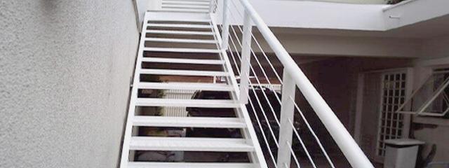 Escada de Ferro - Rides