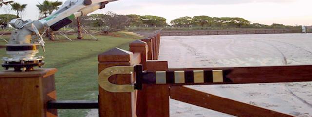 Fabricação Portão de Madeira - Rides
