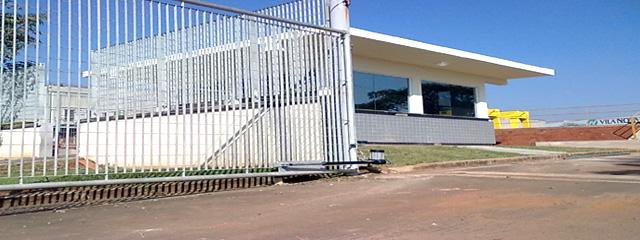 Manutenção Portão Industrial - Rides